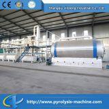 Abfall-Verbrennungsofen-Leistung-Generator-Bekehrt-Abfall in Strom