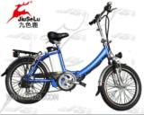 """Jsl 6061 faltbares 20 """" /420mm faltbares elektrisches Fahrzeug der Legierungs-"""