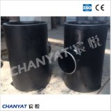 A234 (WPA, WPB, WPC) ASTM Bw-Befestigung Kohlenstoffstahl-nahtloses T-Stück
