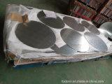 Подгонянное нержавеющее изготовление металлического листа