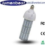 Paisagem do jardim da rua da luz do milho do diodo emissor de luz do retrofit da alta qualidade 12W-120W de RoHS do Ce de ETL que ilumina a lâmpada elevada industrial da baía