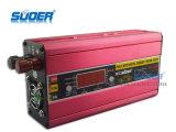 Suoer Интеллектуальные цифровые Автомобильное зарядное устройство 12V 20A зарядное устройство с запуска двигателя Функция DC-1220A (LBS-P300)