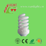 Luz energy-saving cheia da lâmpada CFL do T3 18W da espiral