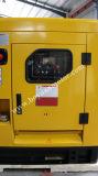 Электрический генератор портативной силы Slinet тепловозный с UK двигателем Perkins
