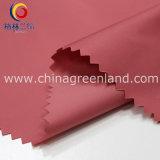 Tessuto di memoria del poliestere della saia per la tessile dell'indumento (GLLML310)