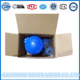 Solo tipo seco de nylon contador del agua Dn15-Dn25 de jet