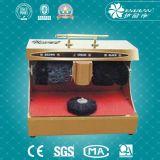 동전에 의하여 운영하는 단화 닦는 기계