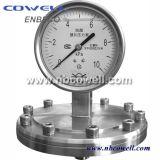 Calibrador de presión industrial hecho en China con precio bajo