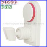 Parentesi registrabile di aspirazione del supporto della testa di acquazzone della stanza da bagno
