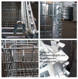 Customized Wire Mesh Cage Stacking Storage Mesh Container