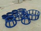 좋은 품질 200 톤 단단한 타이어 Priess 기계 (TP200)