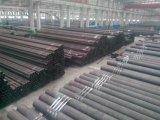 Tubo de acero inconsútil laminado en caliente barato popular de carbón de ASTM A106