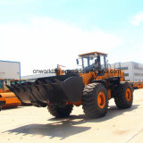 6ton real Heavy Loader com 20ton Tipper Load
