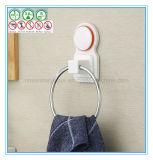 Boucle de longeron d'essuie-main d'accessoires de salle de bains avec la cuvette d'aspiration