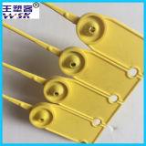 Metall eingeschobene Plastikdichtungs-Streifen für Behälter u. LKWas