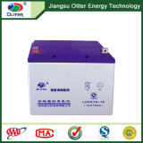 Bateria selada acidificada ao chumbo do tamanho Lcpa12-70 médio