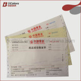 Customized Receipt Paper Bill Carbon Book Printing