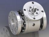 APIのセリウムの鋳造鋼鉄CF3mは弁球フランジを付けたようになった
