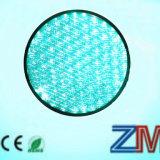 Módulo modificado para requisitos particulares diámetro del semáforo del verde del LED que contellea con la lente clara