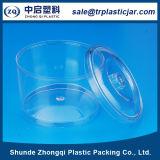 음식 급료 둥근 플라스틱 상자