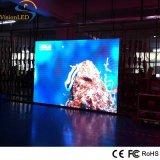 Películas animales atractivas completas P4 de interior de la exhibición de LED de la alta calidad HD