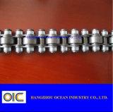 Catena laterale d'acciaio del rullo di alta qualità