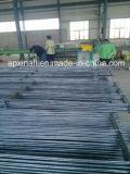 Constrctions soldó el panel de acoplamiento de alambre