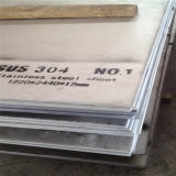 Plaques laminées à chaud de 201/304/316 acier inoxydable