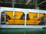 Передвижной конкретный смешивая завод Yhz25