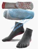 impresión de puntos de la máquina de la impresora 3D en calcetines/guantes para el resbalón anti por completo automático (LX-ST05)