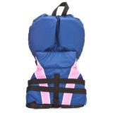 Neopreno/revestimento de vida de nylon da natação, veste, revestimento de vida para o esporte de água, veste da segurança, Swimwear, esportes de água (WM-0215)