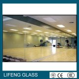 Miroir ou salle de bains de grande taille de gymnastique de Frameless