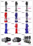 Pompa ad acqua centrifuga a più stadi verticale di alta efficienza