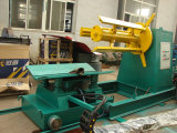 Bobina Straigthner Cutting Machine/Flattener e Cutting Machine