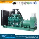 開いた熱い販売電気900kw/1125kVA Cumminsか無声ディーゼル機関の発電機セット