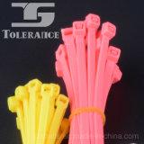 Cinta plástica de nylon colorida do fabricante superior da venda com baixo preço