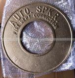 De Hydrant van het Brandweerkorps van het aluminium