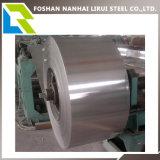 Enroulement laminé à froid d'acier inoxydable (201, 202, 301, 304grade)