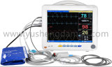 ECG NIBP SpO2 de Geduldige Monitor van de Multiparameter van het Ziekenhuis ICU