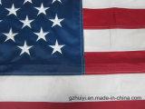 i piedi 3X5 hanno ricamato la bandiera nazionale del paese