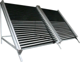El grado uno partió el calentador de agua solar a presión del tubo de calor