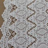 Tessuti solubili in acqua del merletto del Crochet per gli indumenti e gli abiti