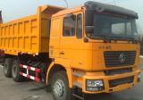 Shacman 6X4 18cbm Prijs van de Vrachtwagen van de Stortplaats van de Mijnbouw 336HP