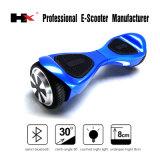 Individu électrique de scooter d'équilibre sec de 10 roues de pouce grandes équilibrant le scooter de 2 roues