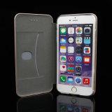 Prochaine caisse en cuir neuve de téléphone d'interpréteur de commandes interactif pour l'iPhone 7/7 positif