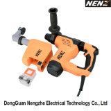 Alta calidad bolsa de aserrín menos vibración mango de un martillo con cable (NZ30-01)
