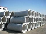 Tubulação concreta do dreno da grande escala produzindo a máquina e a maquinaria tranqüila concreta