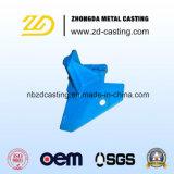Fundição de aço do OEM para as peças da engenharia