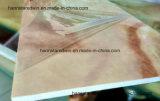 Nicht-Asbest haltbares Faux-Marmor-Faser-Kleber-Blatt 100%