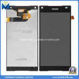 Affissione a cristalli liquidi del telefono mobile per l'affissione a cristalli liquidi compatta del SONY Xperia Z5 con lo schermo di tocco del convertitore analogico/digitale